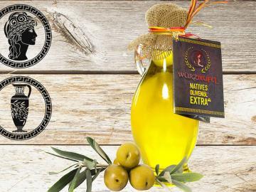 Natives Olivenöl-Extra Vergine