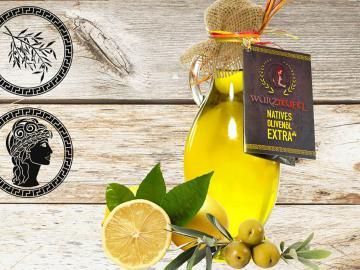Zitronenöl, Zitronen-Olivenöl