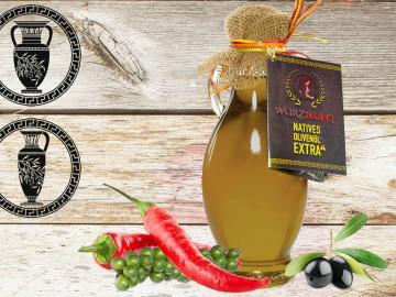 Chili - schwarzer Pfeffer