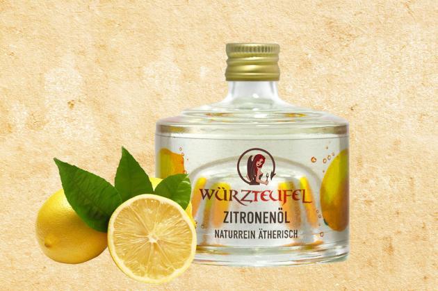 Zitronenöl, ätherisch