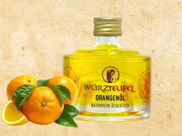 Orangenöl, ätherisch