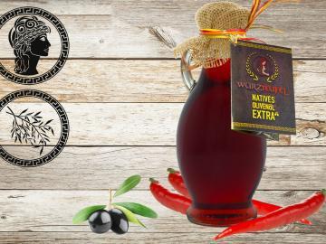 Hot Chili Olivenöl