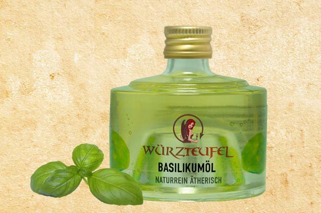 Basilikumöl, ätherisch