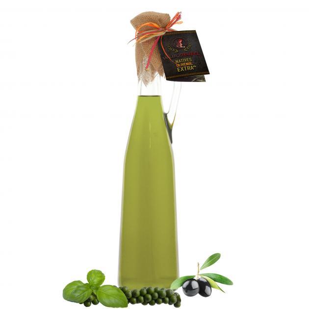 Grüner Pfeffer-Basilikum