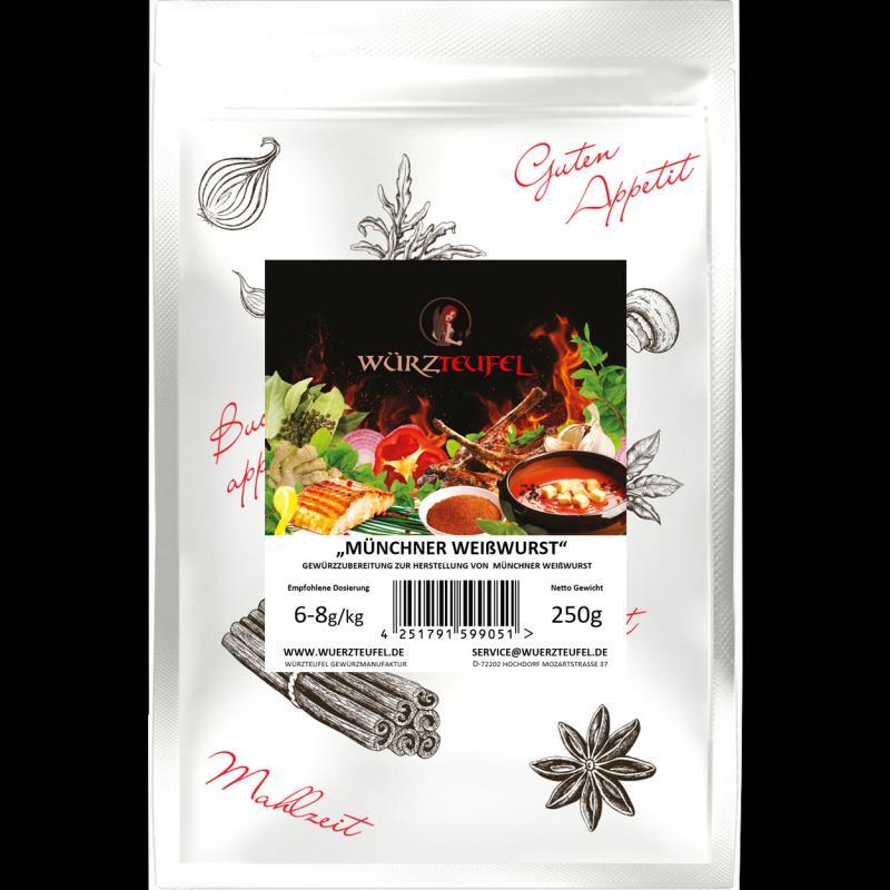 Münchner Weißwurst Gewürzzubereitung