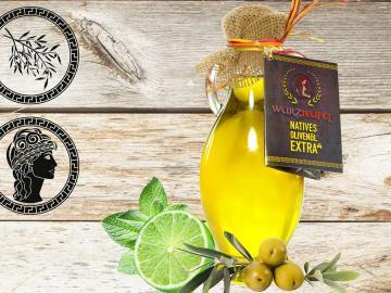 Limetten-Olivenöl, Limettenöl