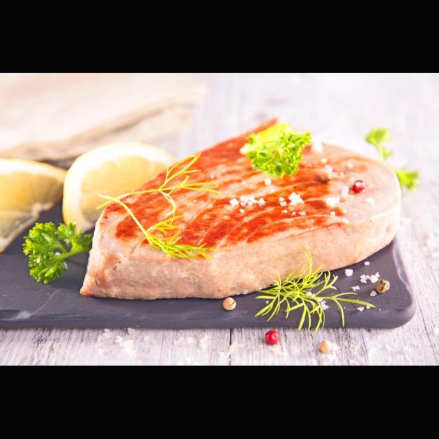 Thunfisch und Dorade