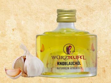 Knoblauchöl, ätherisch