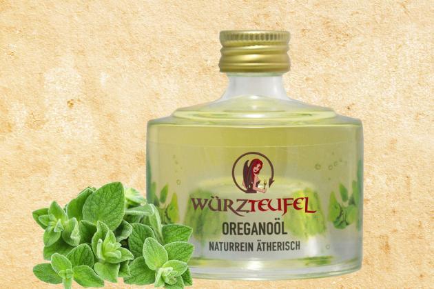Oreganoöl, ätherisch