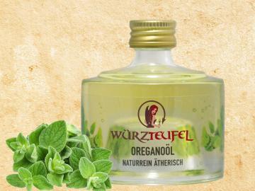 Oreganoöl, ätherisch Origanumöl