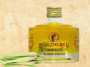 Lemongrasöl, ätherisch