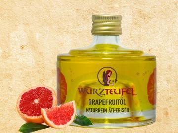 Grapefruitöl, ätherisch