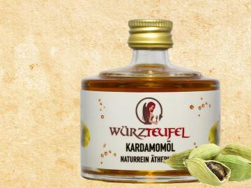 Kardamomöl, ätherisch Cardamomöl