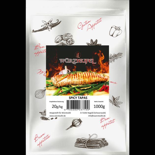Spicy Tapas