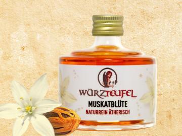 Muskatblütenöl, ätherisch