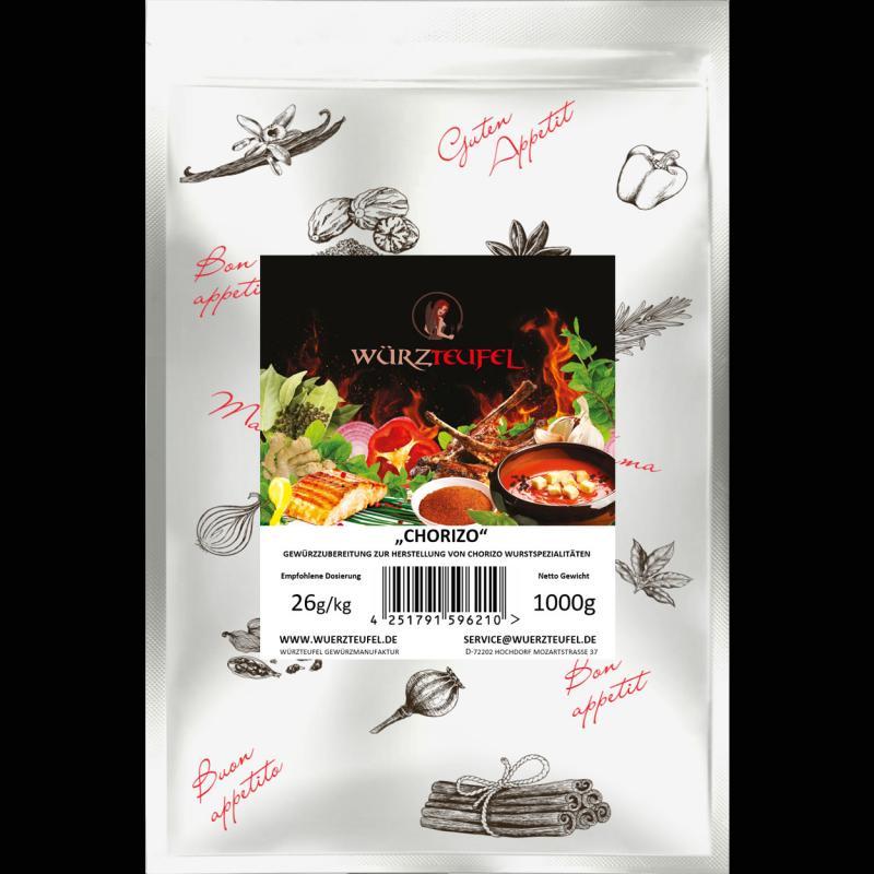 Chorizo Gewürzzubereitung