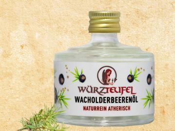 Wacholder Beerenöl ätherisch