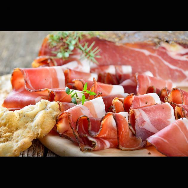 Rohschinken - Schutzkultur, Ham Protect
