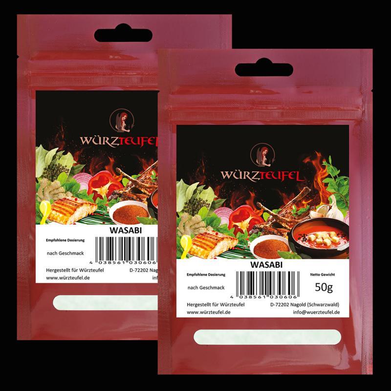 Wasabi Wasabipulver