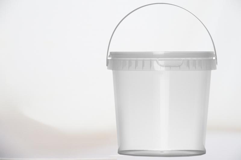 Eimer 3 Liter, ohne Inhalt