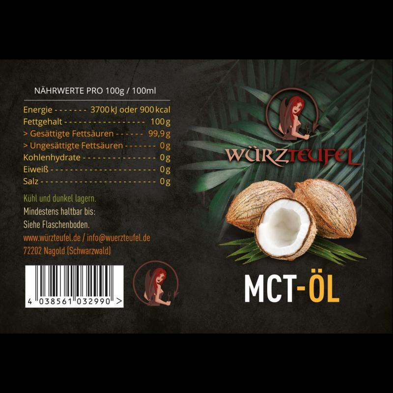 MCT - Öl