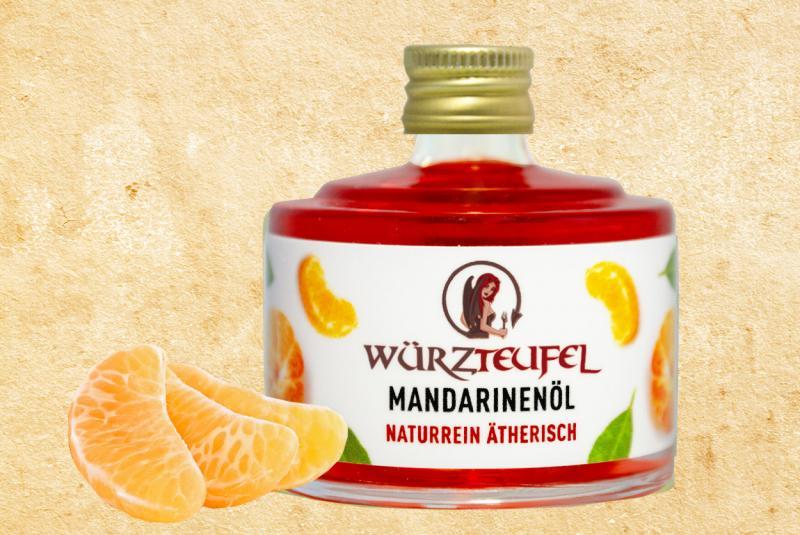 Mandarinenöl ätherisch