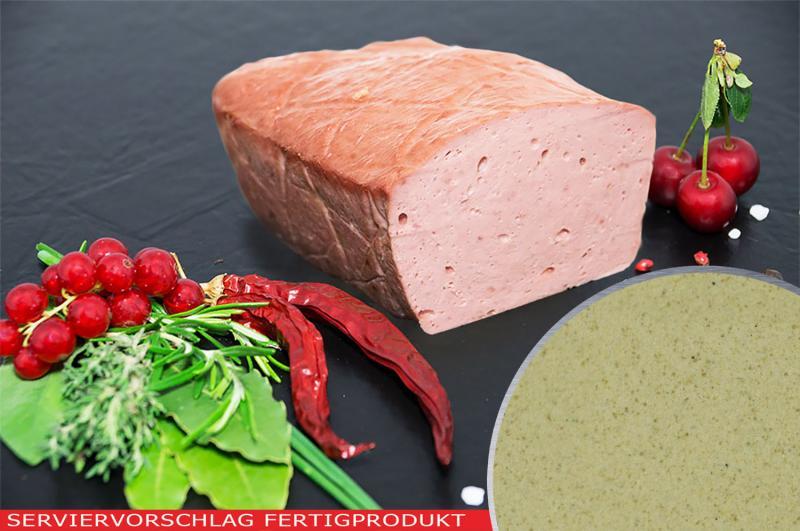 Bayrischer Leberkäse, Fleischkäse Gewürzzubereitung