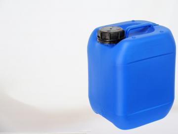 Kanister 5 Liter, blau mit Deckel