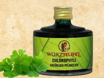 Chlorophyll Extrakt Alfalfa