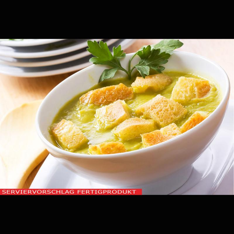 Aromatische Suppe