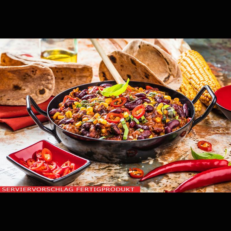 Chilipulver geräuchert, Smoked Chili