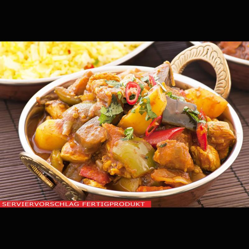 Curry indisch mild
