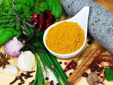 Curry indisch, mild