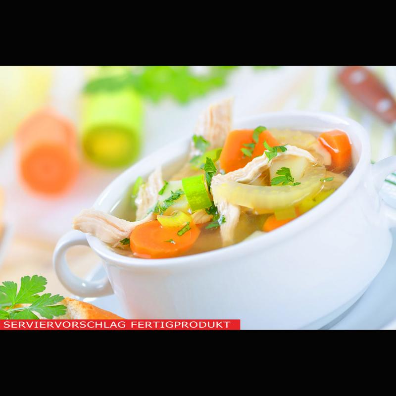 Fischbouillon, Vegane Fischsuppe