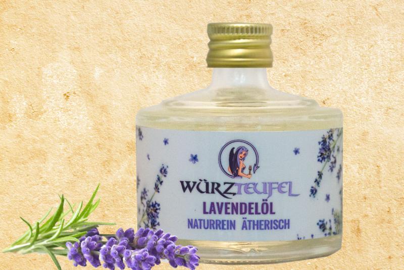 Lavendel ätherisches Öl Lavendelblütenöl