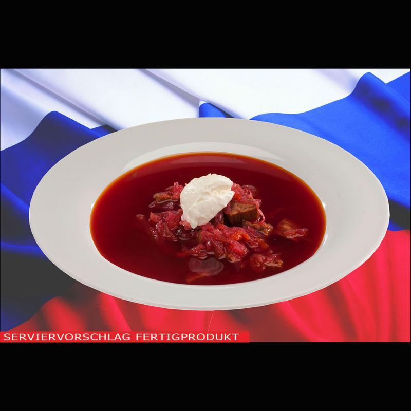 Russischer Borschtsch