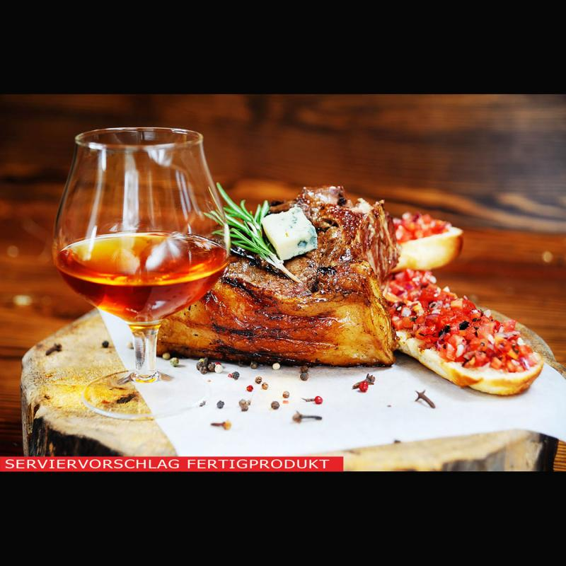 Cognac - Pfeffer Marinade